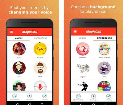 MagicCall – Voice Changer & Prank Calling App 1 3 36 apk download