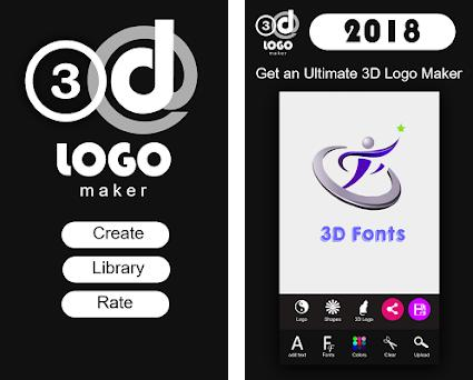 3D Logo Maker Free 1 2 apk download for Android • question