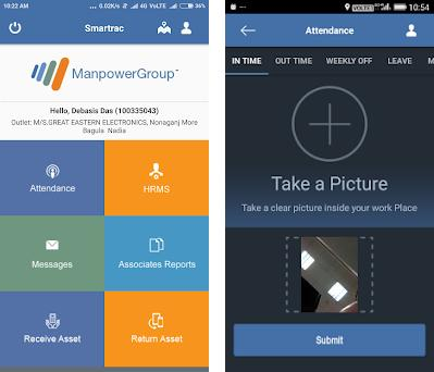 Manpower Smartrac App Version apk download for Android • com