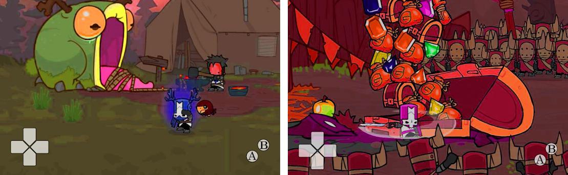 Super Castle Crashers preview screenshot