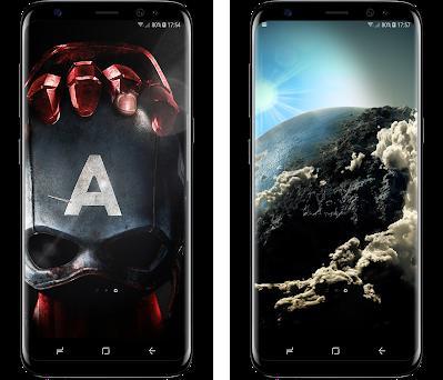 Live Wallpapers Backgrounds Hd 3d Amoled Pixel 4d 1 75 Apk Download