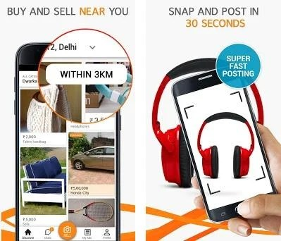 OLX: Buy & Sell Near You with Online Classifieds 6 13 1 apk