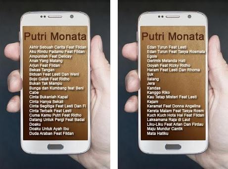 Lagu Putri Isnari Dangdut Monata On Windows Pc Download Free 1 0 Com Tgrmstudio Putrimonatamusik