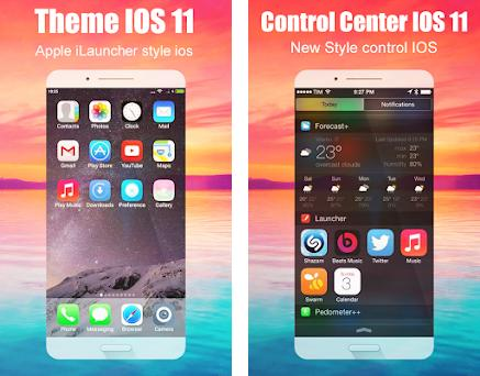 Ilauncher pro apk ios 11 | Launcher for IOS PRO APK free download
