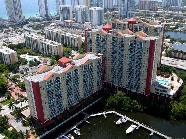 Intracoastal Yacht Club Apartments 16900 North Bay Road