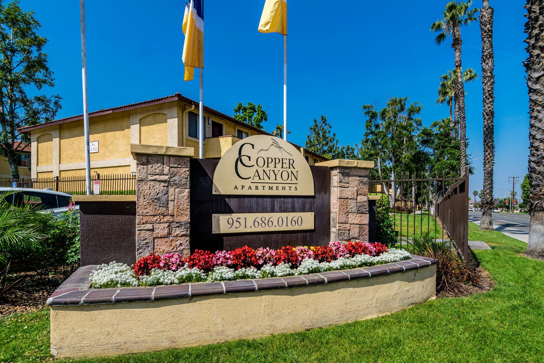 Copper Canyon Apartments 1234 W Blaine St Riverside CA  RENTCaf
