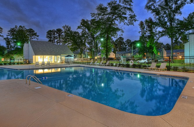 Southgate Apartments In Greenville Nc