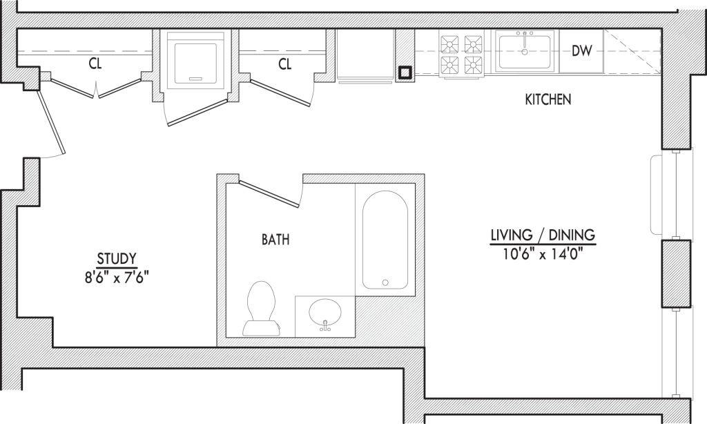480 Sq Ft Studio Apartment Latest BestApartment 2018