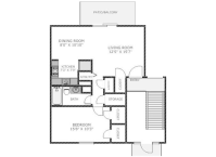 Floor Plans of Cambridge Square Grand Rapids