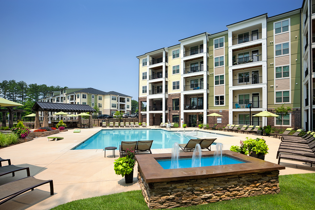 Photos and Video of The Bristol in Morrisville NC