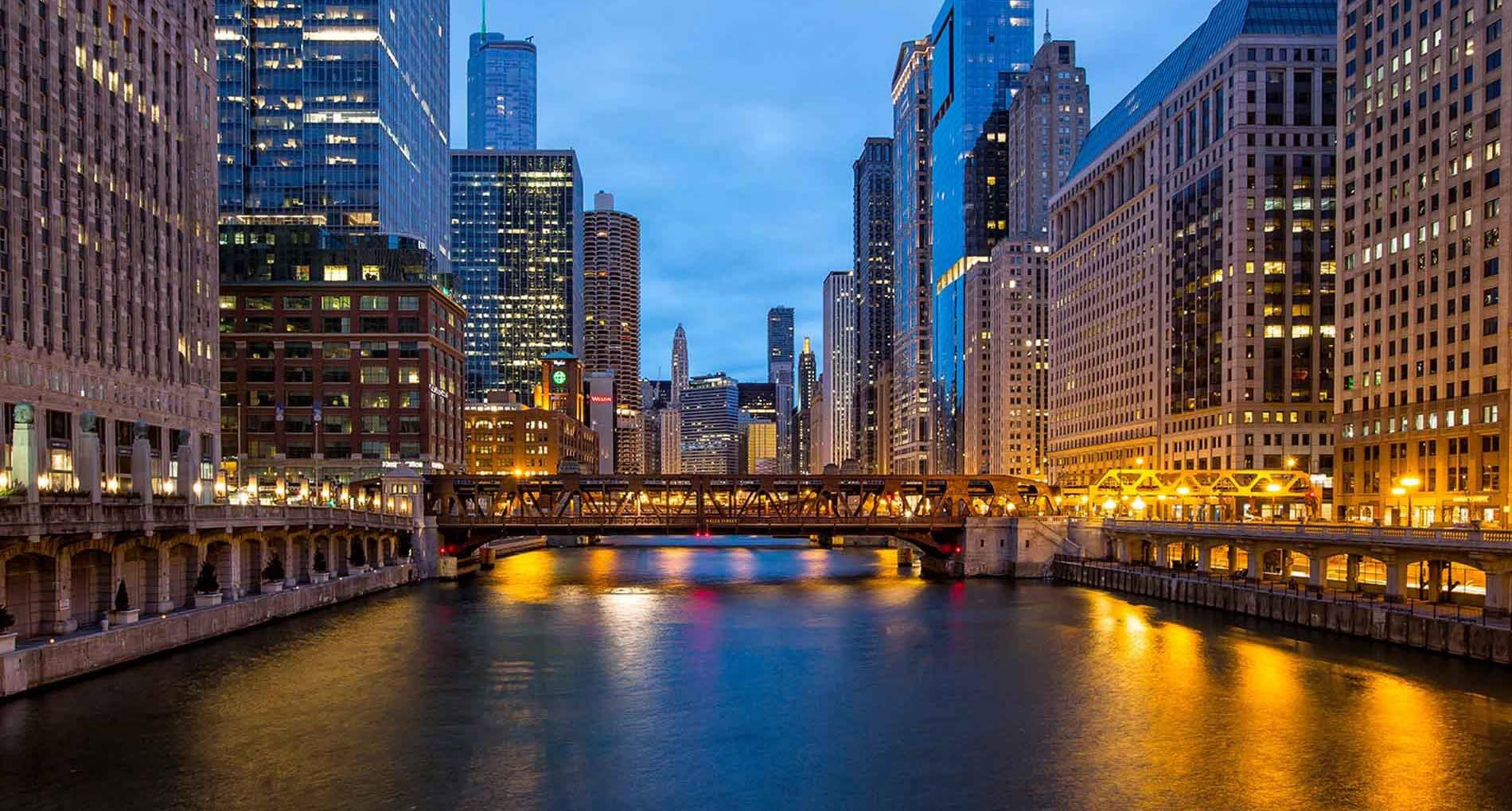 River North Luxury Apartments Wolf Point West