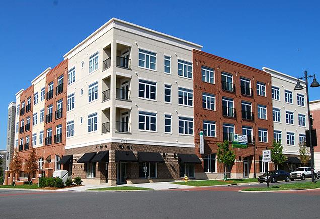 The Lofts at Charleston Row Apartments 9336 Kings Parade