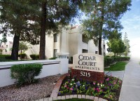 Cedar Court Apartments, 5215 West Peoria Avenue, Glendale ...