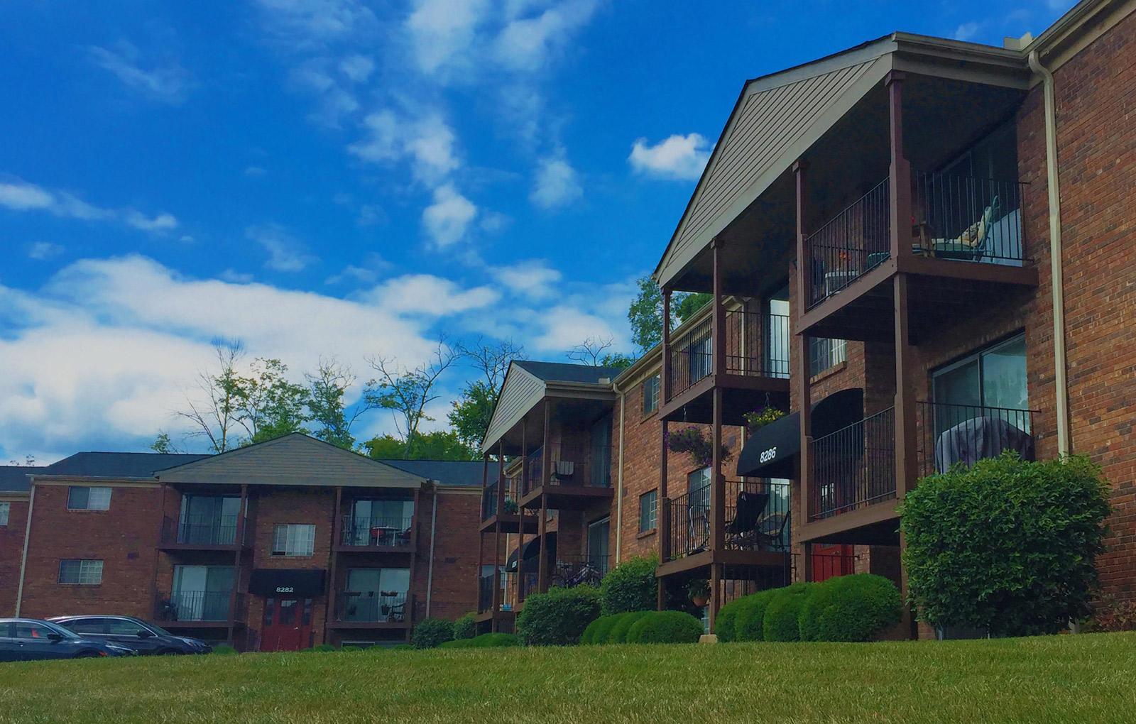 Heritage Hill Estates Apartments in Cincinnati  Home
