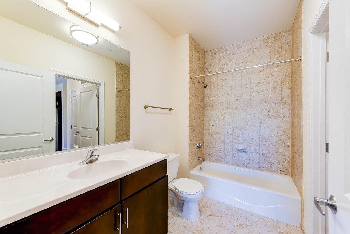 Archer Park Apartments Bathroom Fixture Details