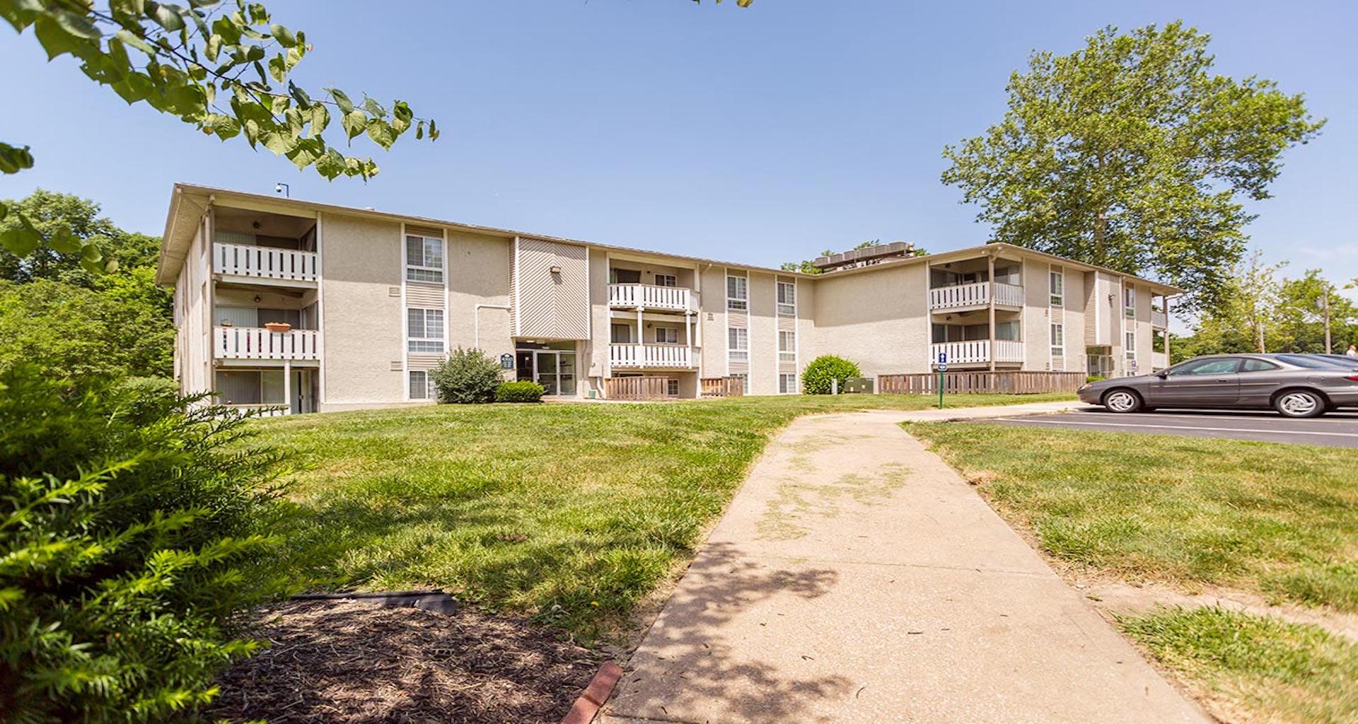Forest Park Apartments Kansas City MO