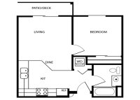 1 Bedroom Apartments For In Everett Wa
