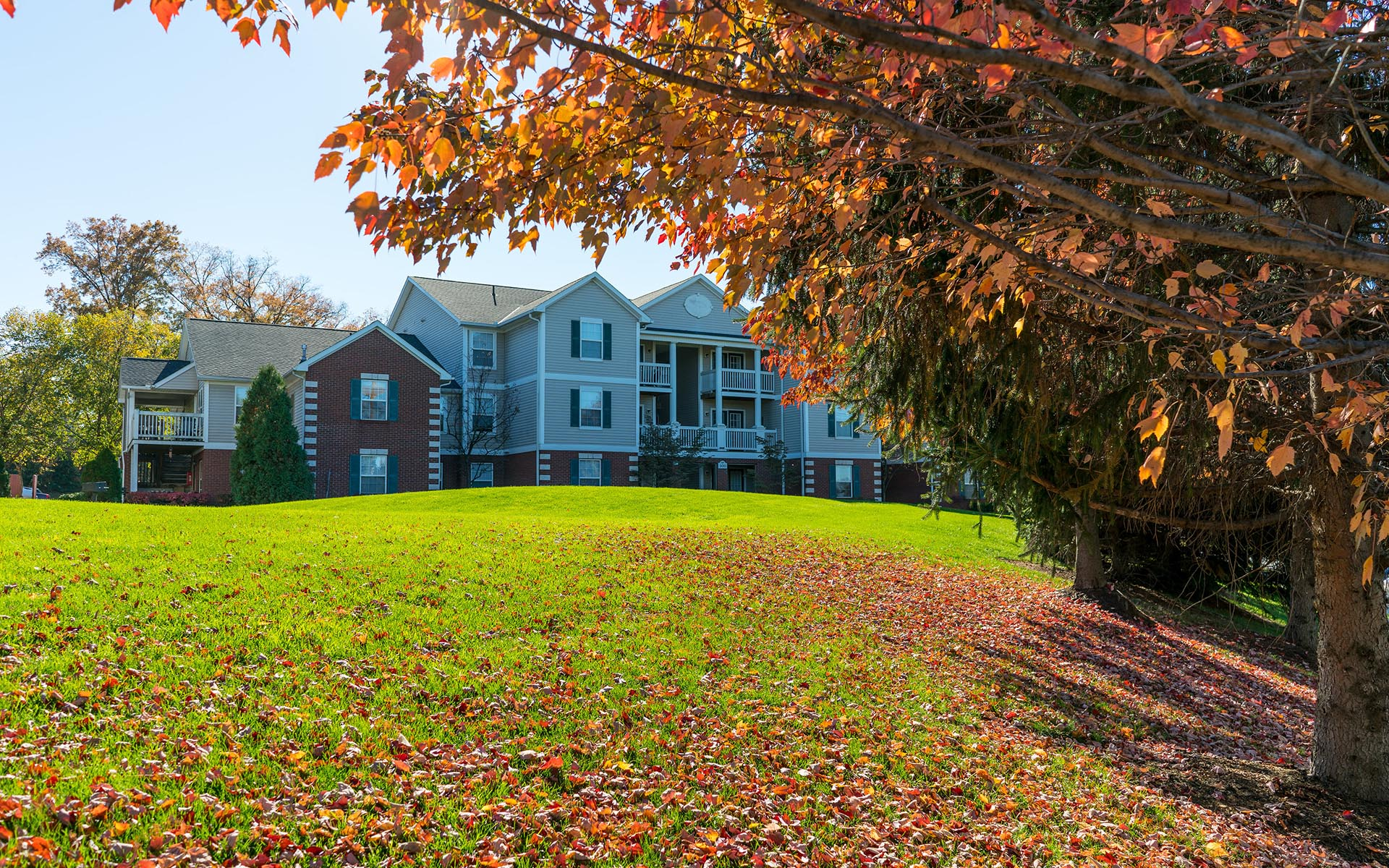 Forest Ridge  Apartments in Cuyahoga Falls OH