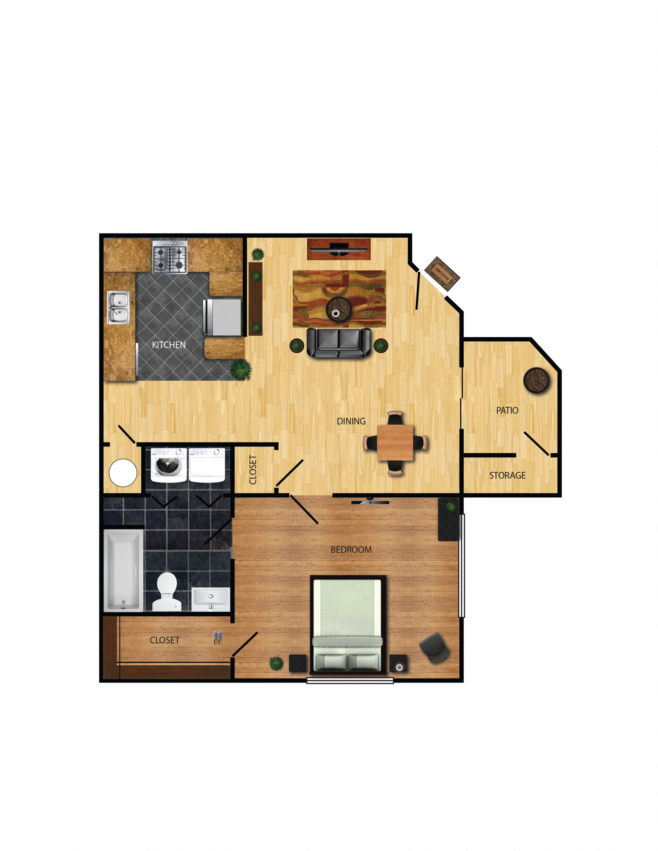 floor plans of crescent