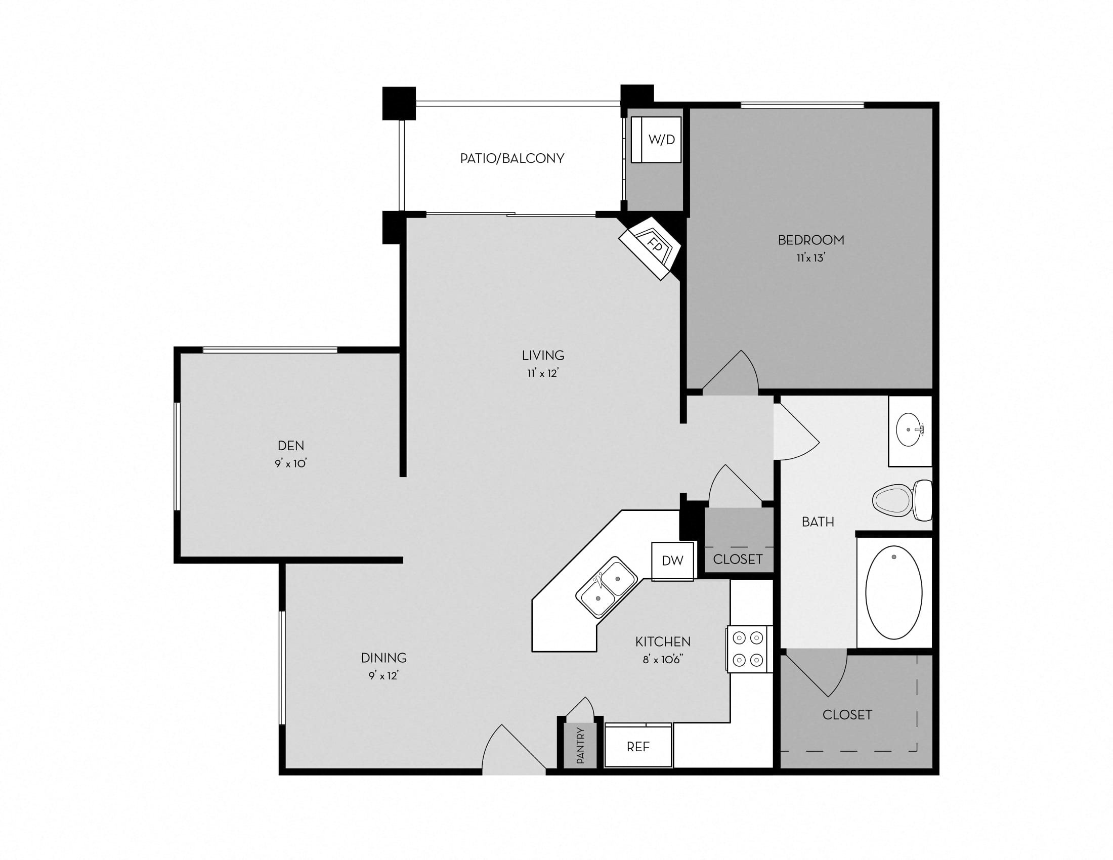 floor plans of regents