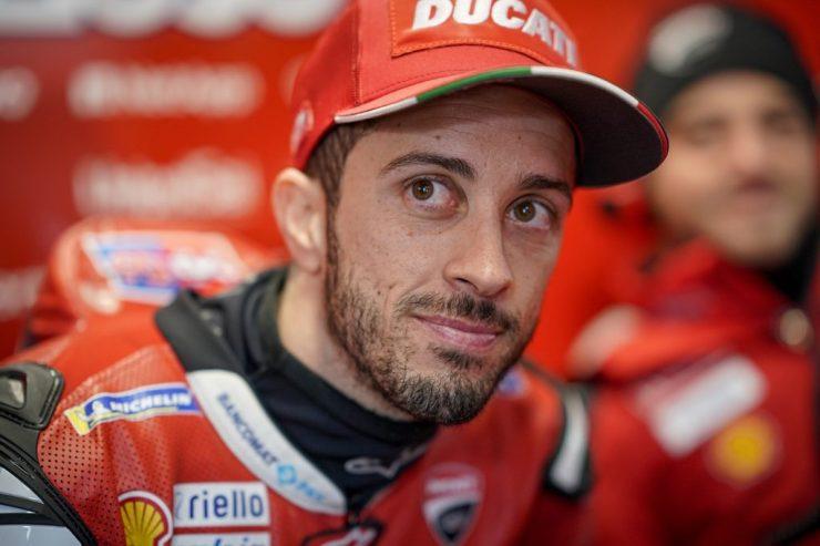 MotoGP 2019, Andrea Dovizioso, Ducati