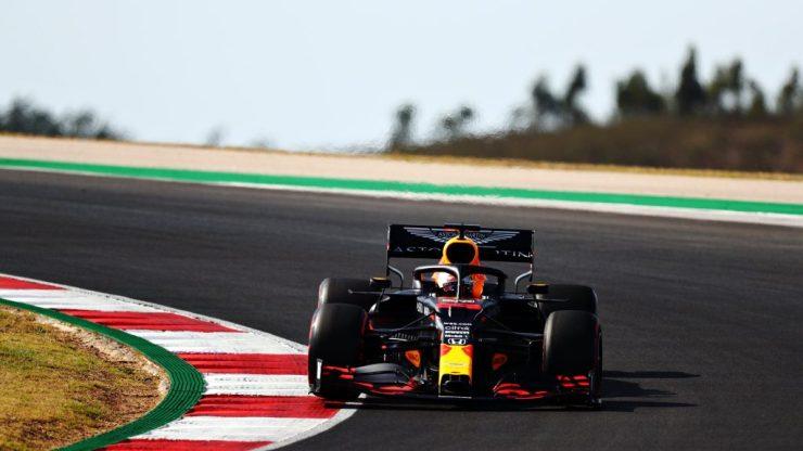 Max Verstappen, GP de Portugal 2020,
