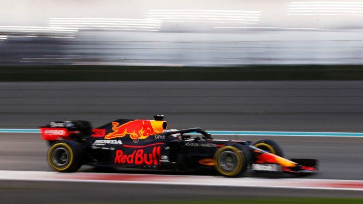 Max Verstappen na classificação do GP de Abu Dhabi