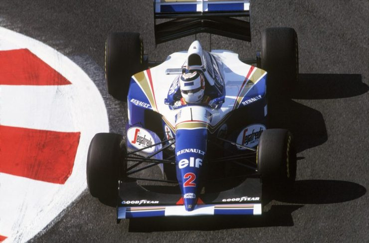NIGEL MANSELL; WILLIAMS; 1994;