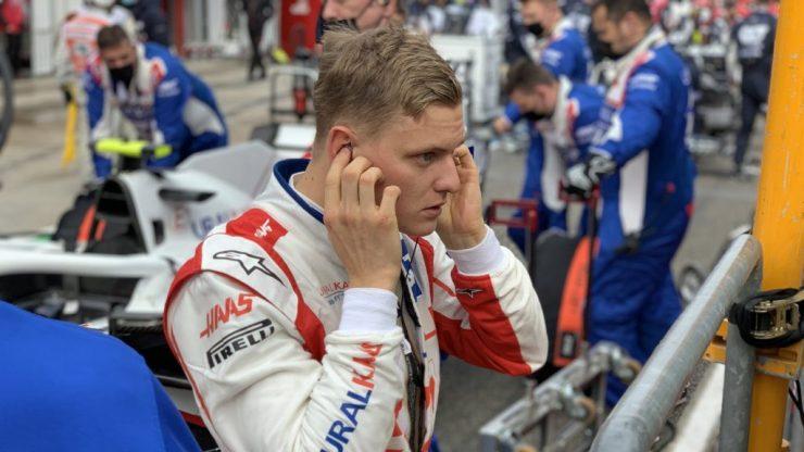 Mick Schumacher, Haas, GP da Emilia-Romanha, F1 2021,