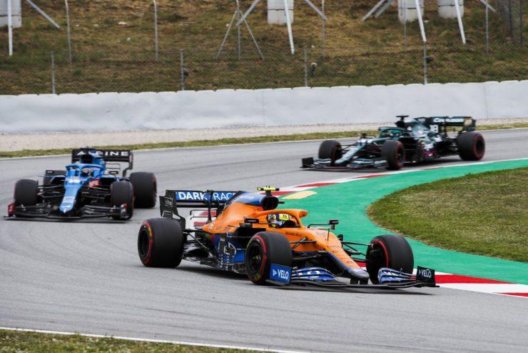 GP da Espanha 2021, Lando Norris,