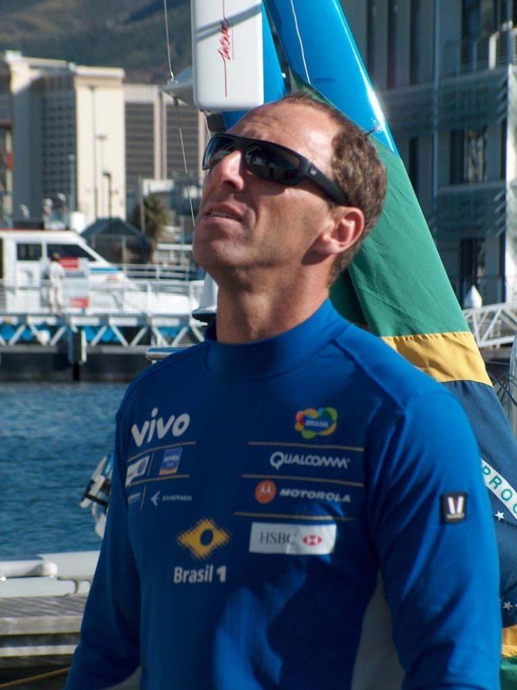 ALAN ADLER; VELEJADOR; BRASIL 1; VOLVO OCEAN RACE;