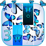 download Blue Butterfly Piano Tiles 2019 - Magic Game Piano apk