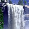 download Winter Waterfall Live Wallpaper apk