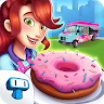 download Boston Donut Truck - Fast Food Cooking Game apk