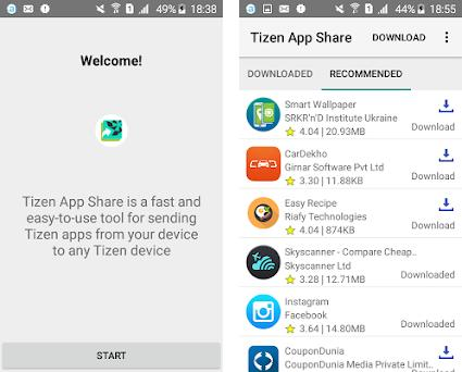 Tizen App Share 1 0 4 apk download for Android • com samsung android