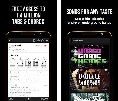 Ultimate Guitar: Tabs & Chords 5 5 8 apk download for