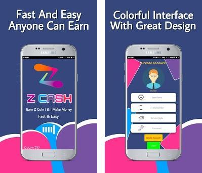 Z Cash - Earn Money 5 0 apk download for Android • com appybuilder