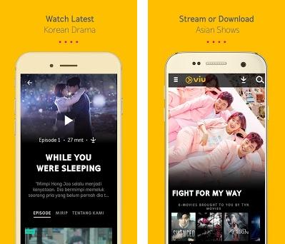 Viu - Korean Dramas, TV Shows, Movies & more 1 0 85 apk download for