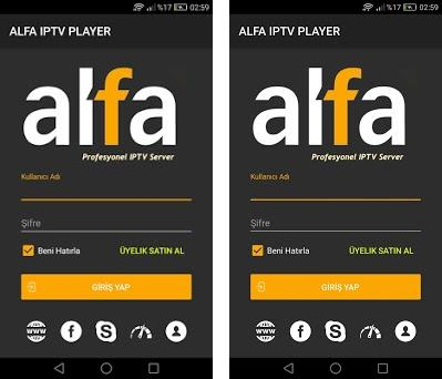 ALFA IPTV PLAYER 12 0 0 apk download for Android • com alfaiptv player