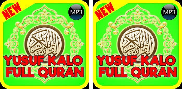 Yusuf Kalo Full Quran on Windows PC Download Free - 1 0 0 - com