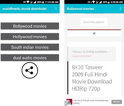 free hindi movie download app