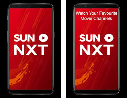Free Live Sun Nxt Tv:Free Movies Channels (Guide) on Windows PC