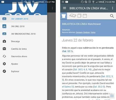 Jw Library En Linea