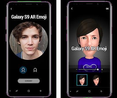 AR Emoji : Galaxy s9 2 2 apk download for Android • com ar