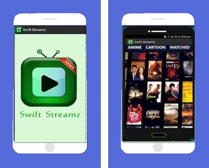 Swift Stream Guide Swift Streamz 2018 5 1 apk download for