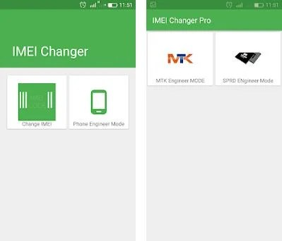 IMEI Changer, MTK, SPRD Mode 1 1 apk download for Android • com