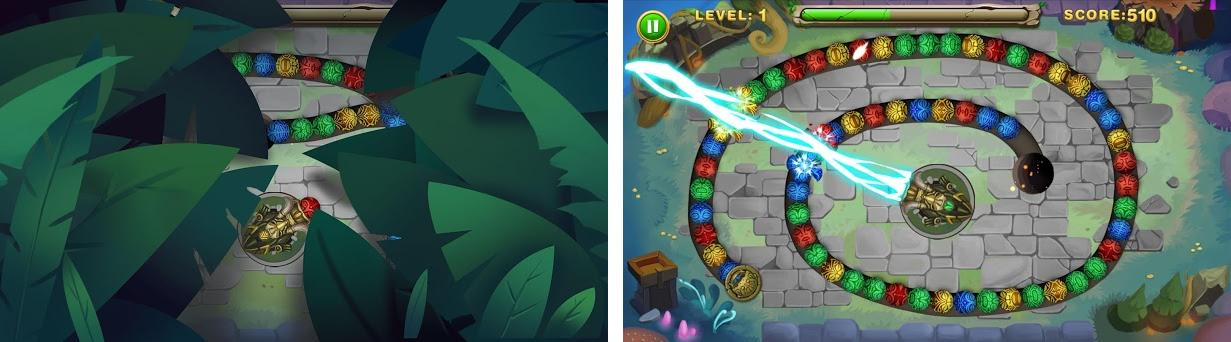 Jungle Marble Blast - Boom! 1 3 1 apk download for Android