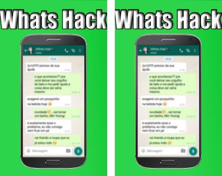 Whats HACKER account spy Prank on Windows PC Download Free