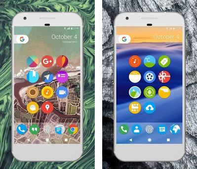 Pixel Icon Pack - Nougat UI 1 1 9 apk download for Android