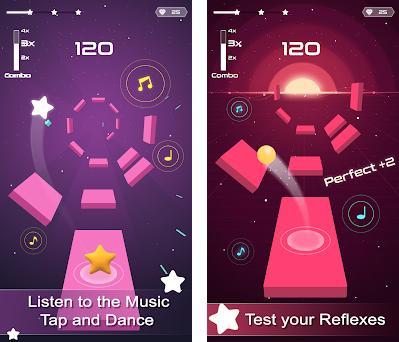 Magic Twist: Music Tiles Game Capturas de pantalla
